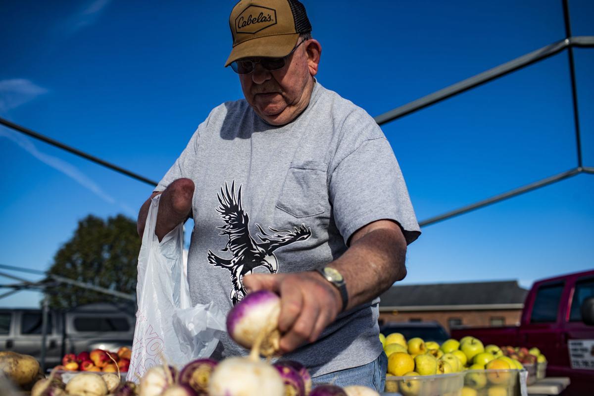 Study: Most Kentuckians lack vital fruits, vegetables in diet | News