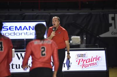 NCAA Volleyball: Mercer vs WKU