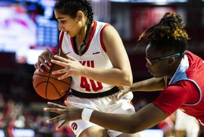 Lady Toppers defeat Louisiana Tech 71-67