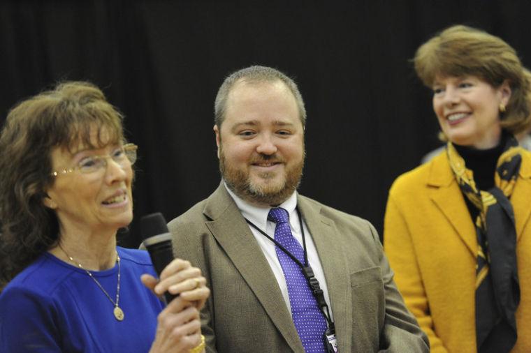 Milken winner approachable, helpful, BGHS students say