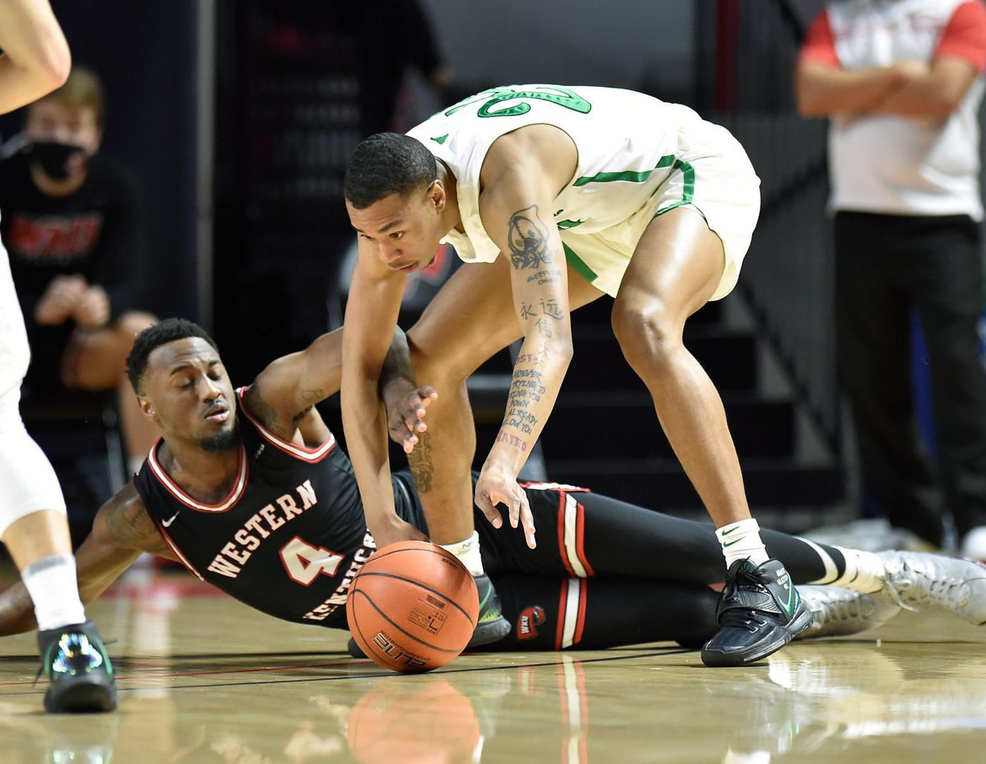 NCAA Men's Basketball 2021: Marshall vs WKU Gm 2