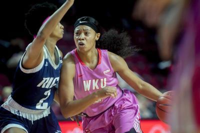 WBB: Rice 68-46 over WKU