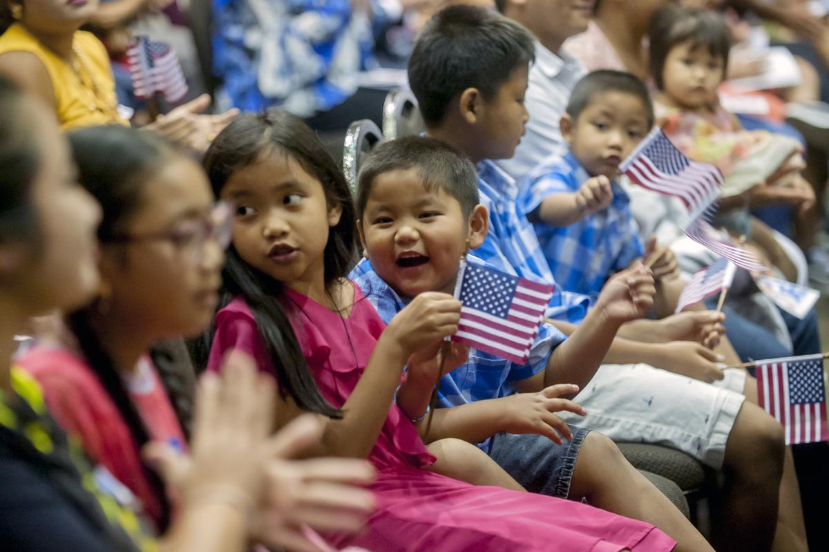 City celebrates new Americans