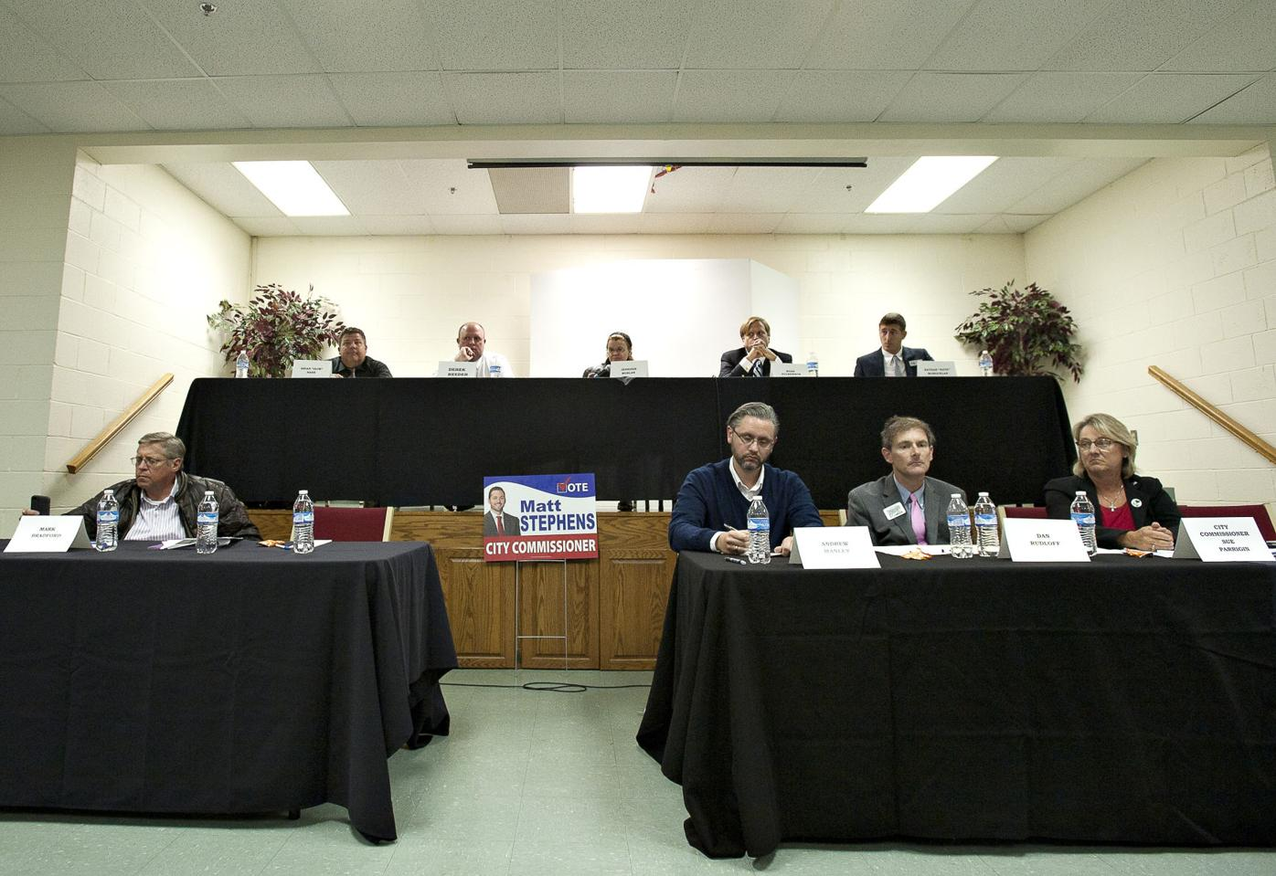 Bowling Green Human Rights Commission candidate forum
