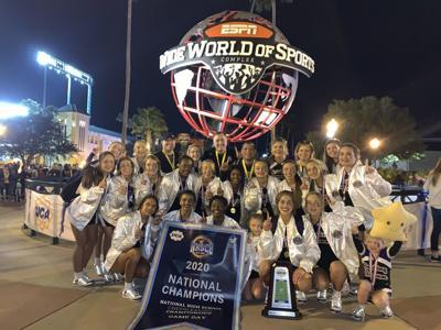 BGHS Cheerleaders
