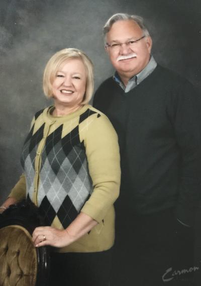 Col. (Ret.) John Wayne Smith and LaDonna Kincheloe Smith