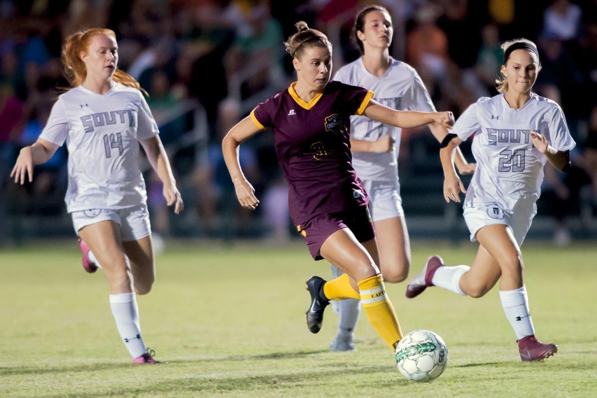 Prep girls' soccer: Greenwood 9-0 over South Warren
