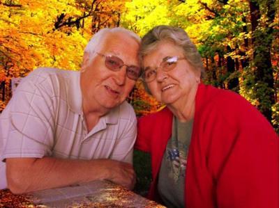 Eastons celebrate 61st anniversary