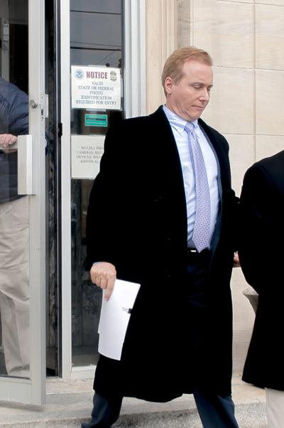 Boucher pleads guilty to federal charge in Paul attack