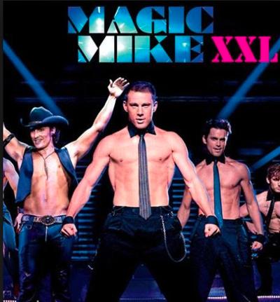 'Magic Mike XXL' a big tease