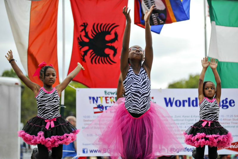 Bowling Green festival celebrates different cultures