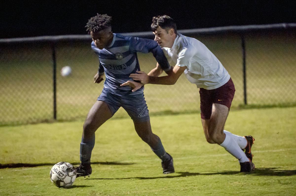 Prep boys' soccer: Warren Central 3-0 over Greenwood