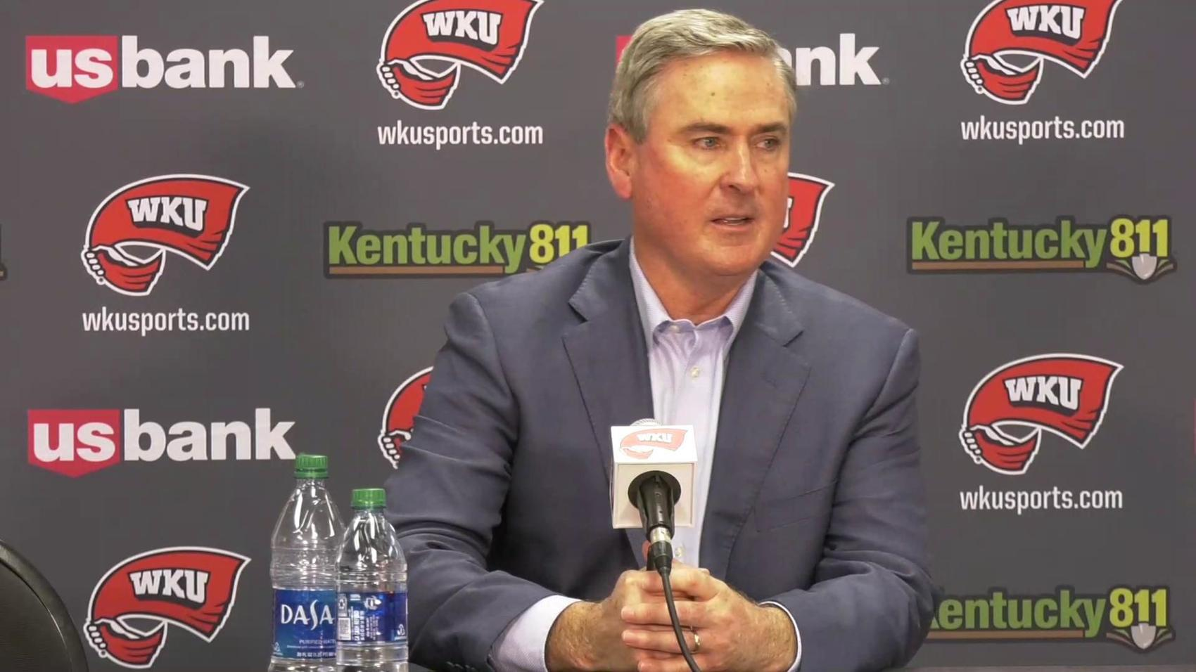 VIDEO: Rick Stansbury press conference