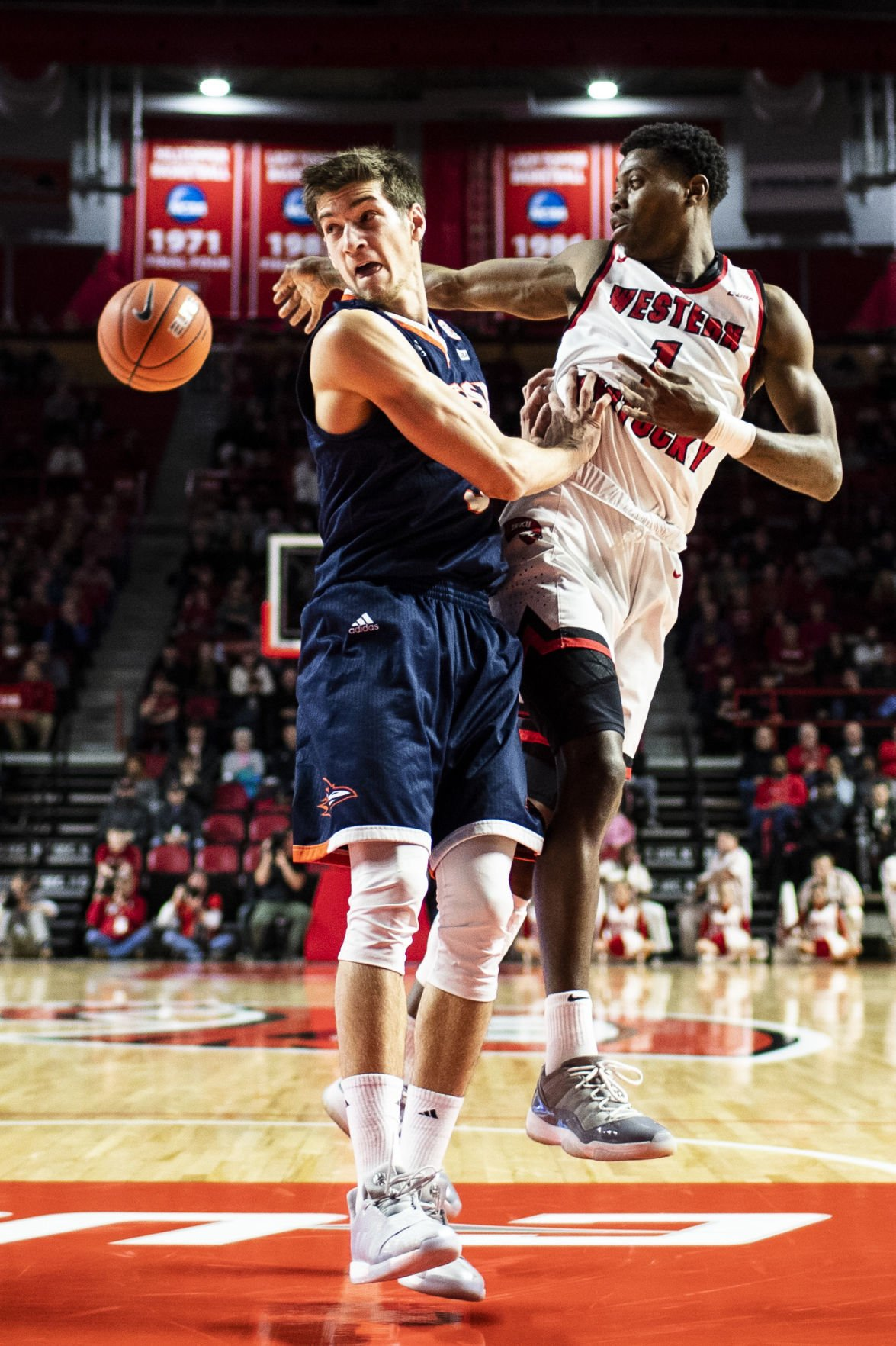 WKU defeats UTSA 96-88 in overtime