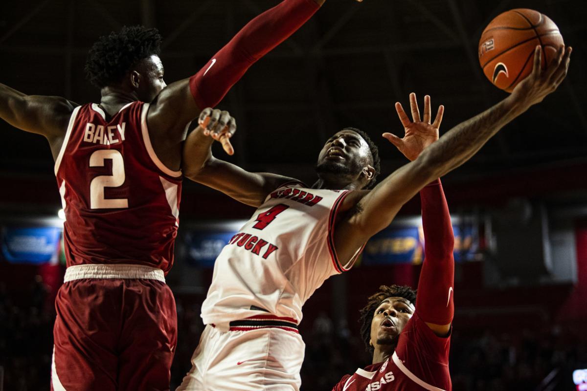 WKU defeats Arkansas 86-79