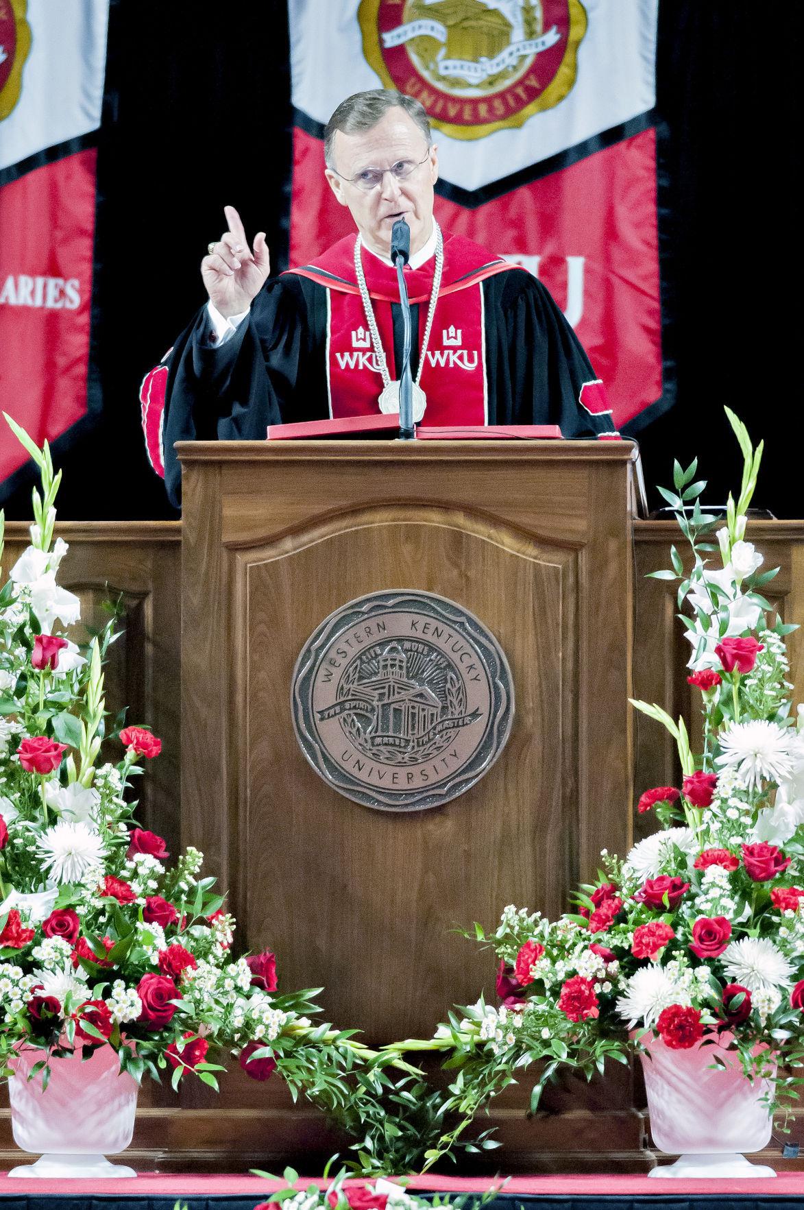 WKU Graduation