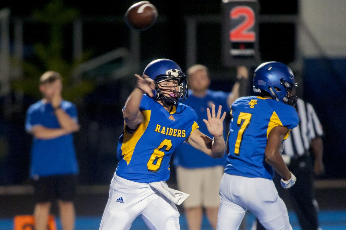 Prep football: Warren East 48-0 over Russellville