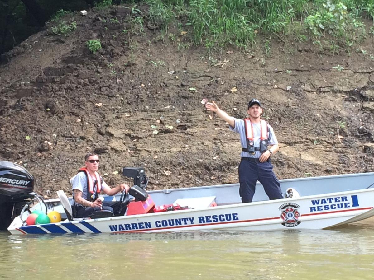 Search continues for drowning victim