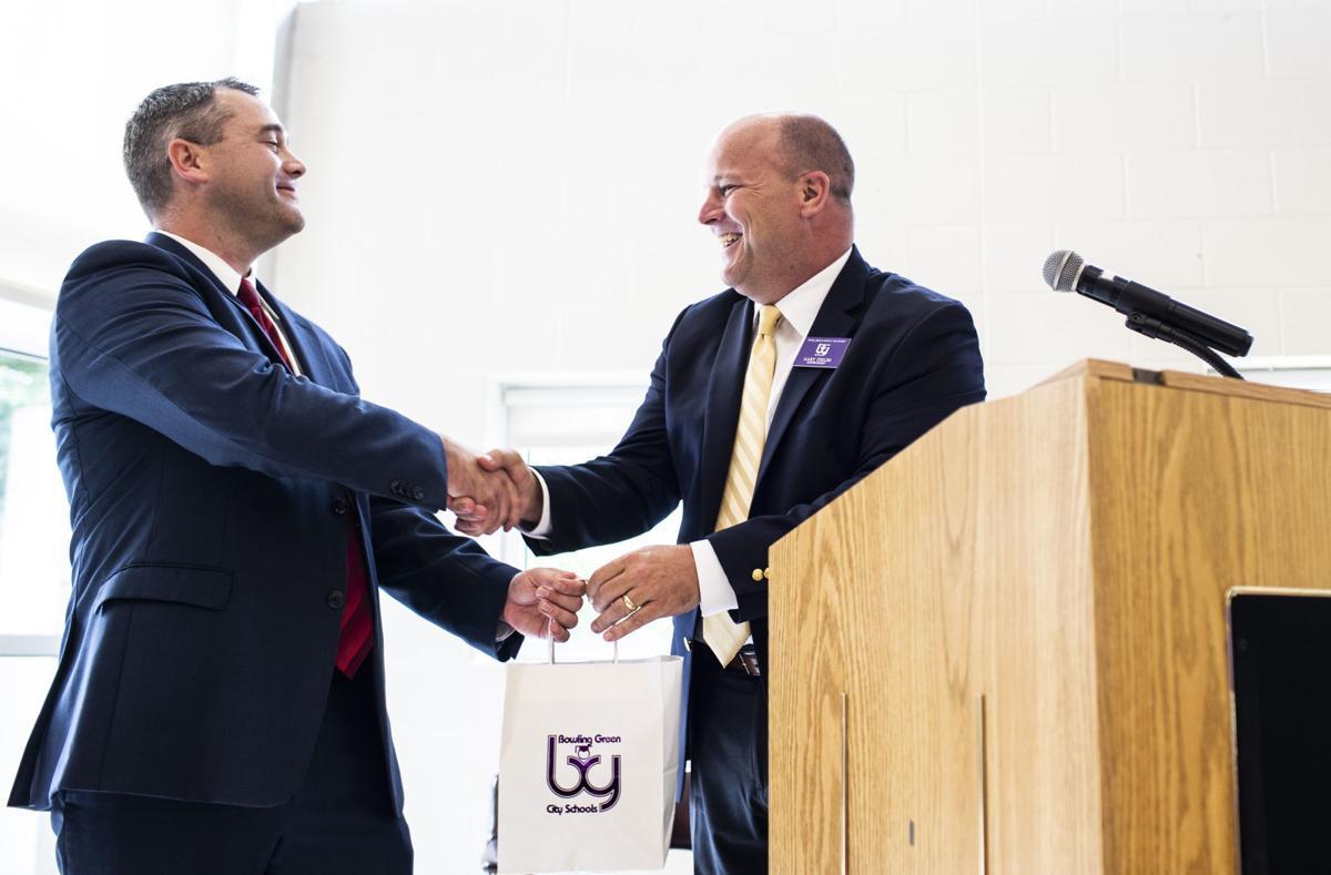Keith Brown named principal of Potter Gray Elementary