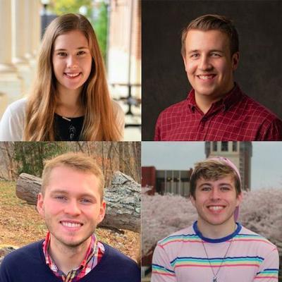 Four WKU students awarded Critical Languages Scholarships