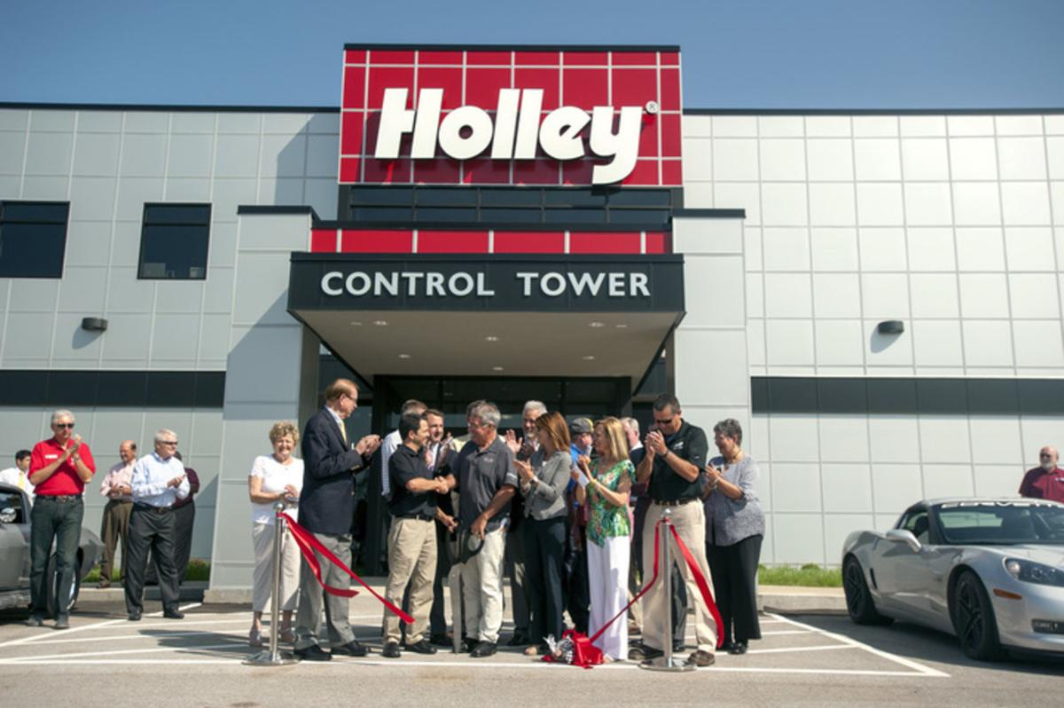 Holley Control Tower holds grand opening at NCM Motorsports Park