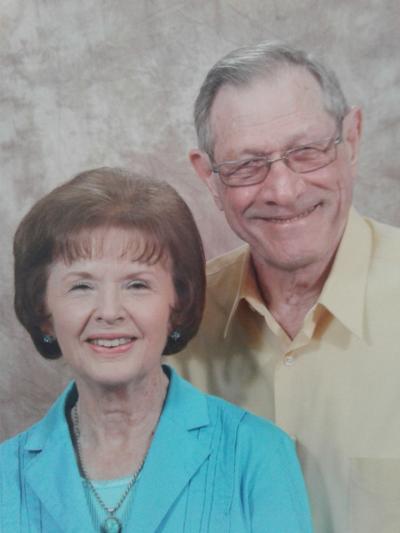 Johnsons celebrate 60th anniversary
