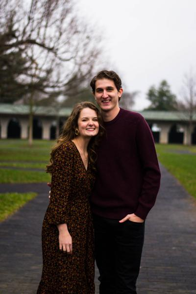 Moore-Harting engagement announced