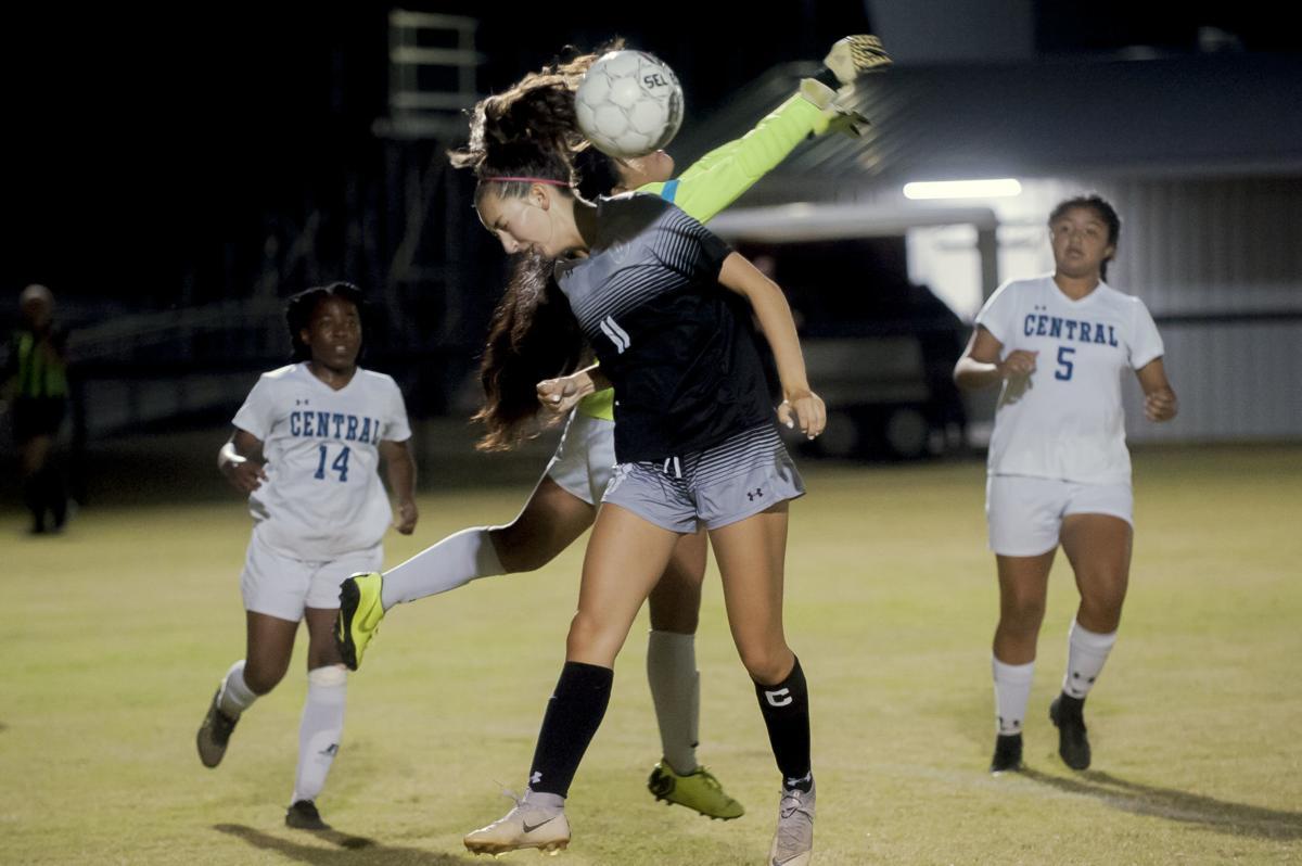 Prep girls' soccer: South Warren 5-0 over Warren Central