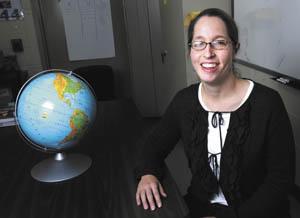 Language center has new leader