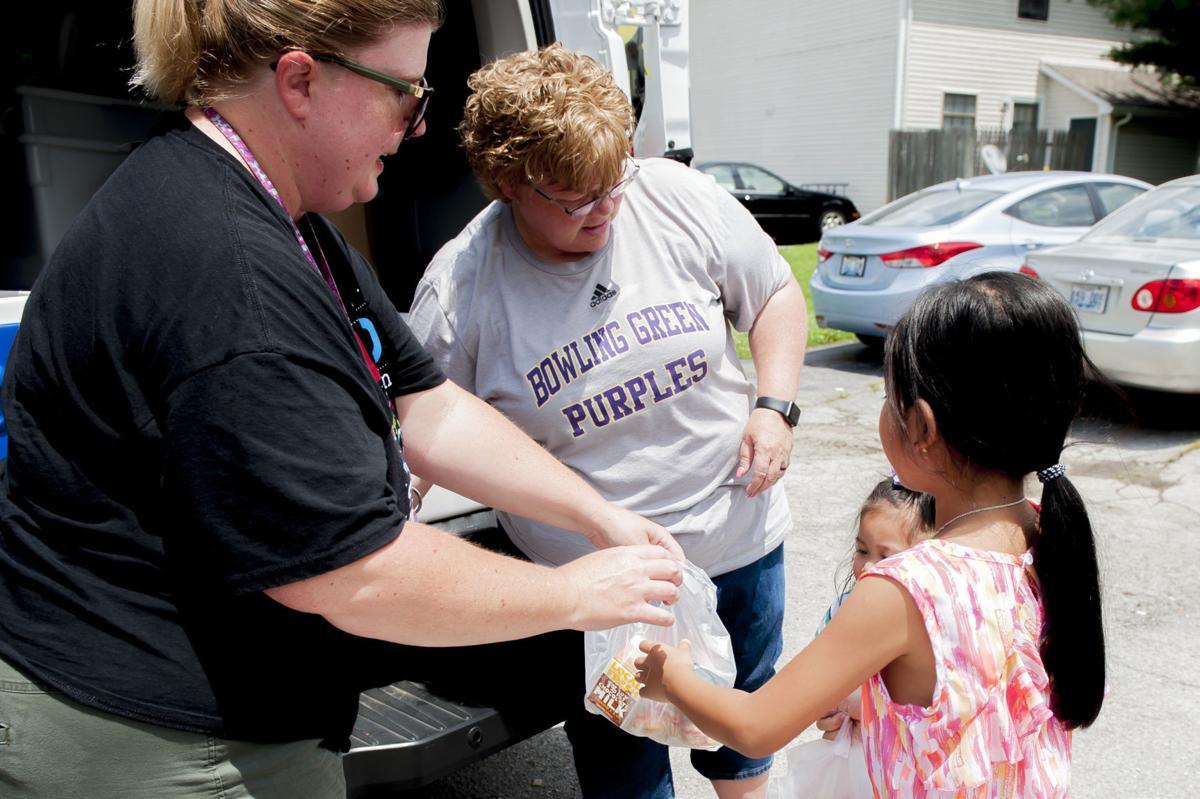 BGISD summer food program