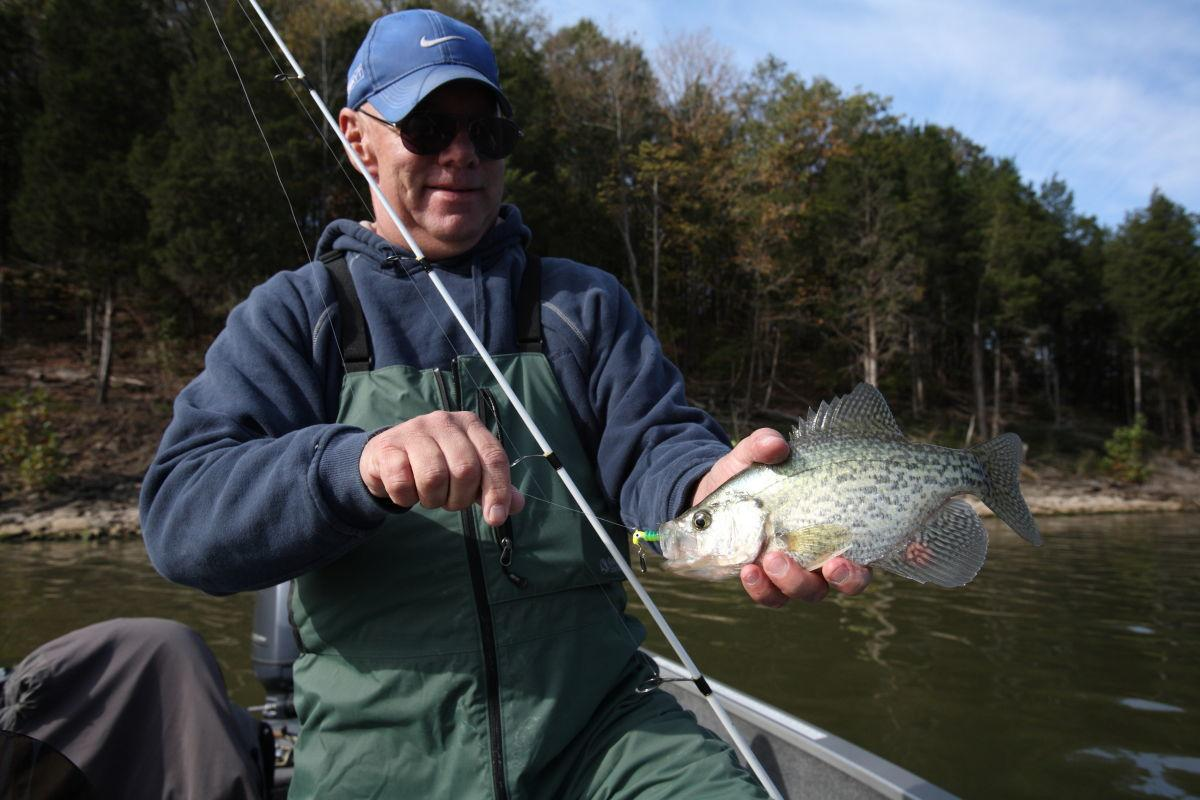 New fishing regulations on tap for 2018 sports for Kentucky fish and wildlife jobs