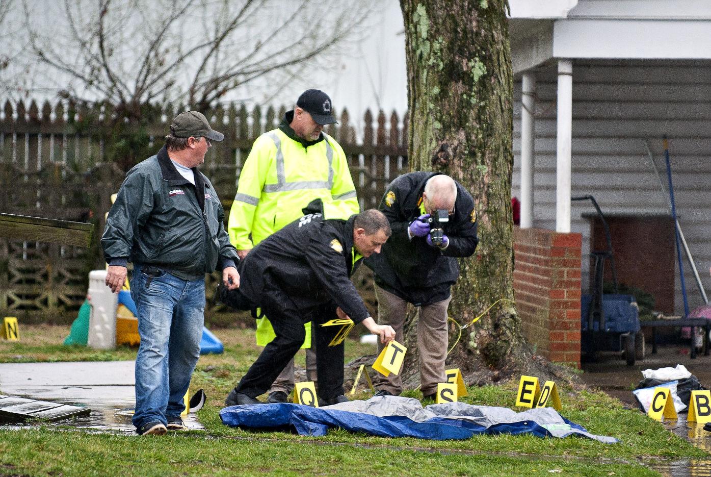 Simpson County sheriffu0027s deputy shot while trying