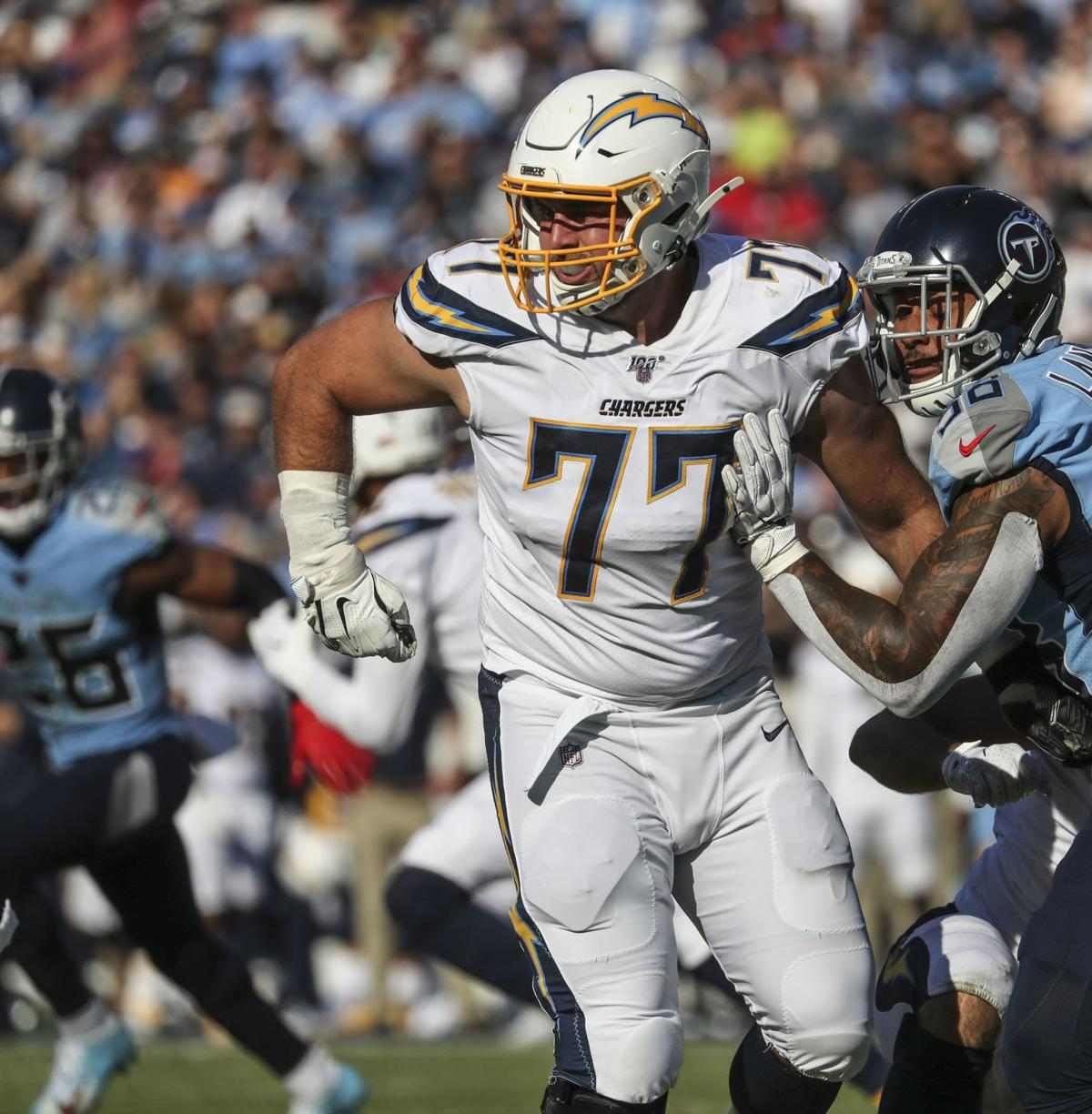 NFL 2019: Los Angeles Chargers vs Tennessee Titans OCT 20