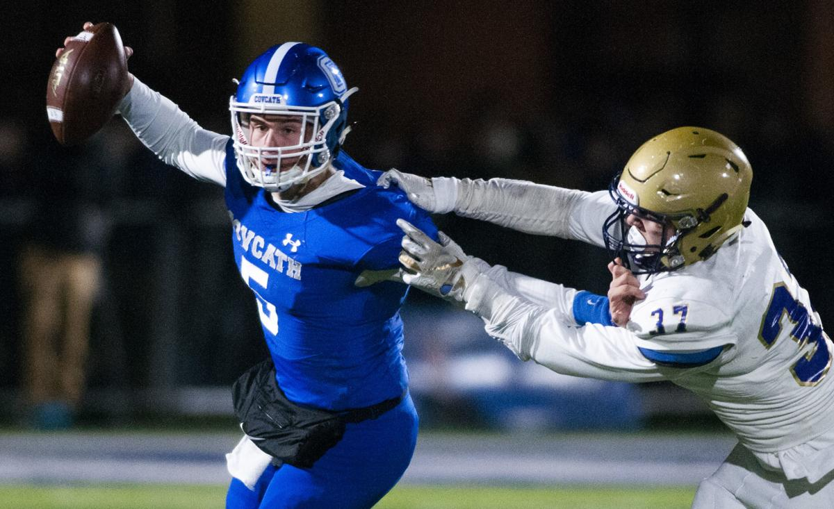 Covington Catholic defeats Bowling Green 28-0