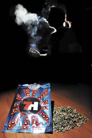 Herbal incense: Legal but dangerous
