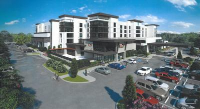 Hotel, restaurant plans move forward in The Hub development
