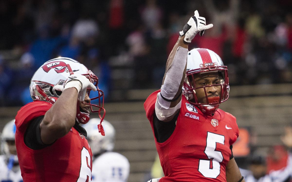 WKU defeats Middle Tennessee 31-26