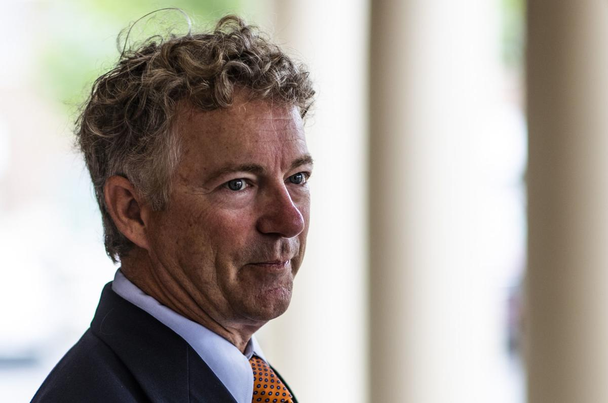 Rand Paul speaks at chamber