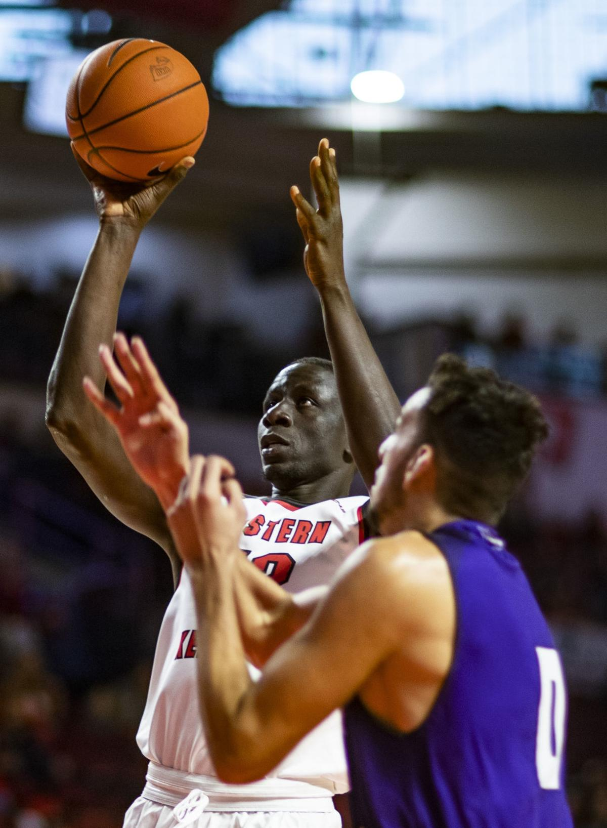 WKU defeats Kentucky Wesleyan 96-71 in exhibition
