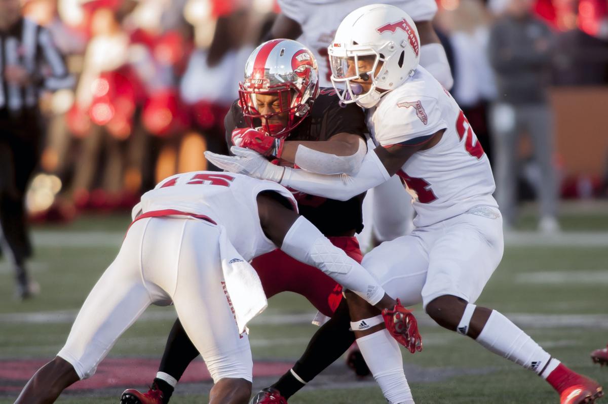 SLIDE SHOW: NCAA football: Florida Atlantic 35-24 over ...