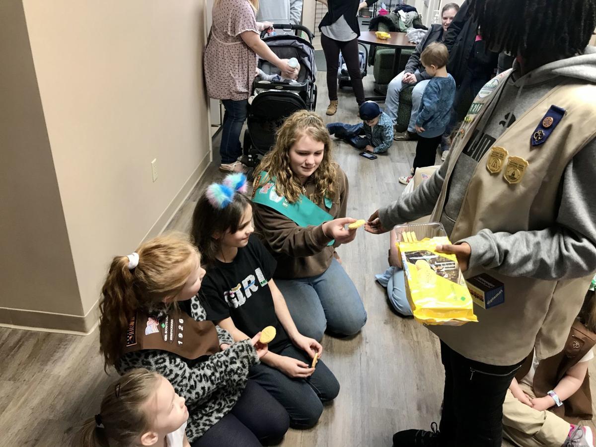 Girl Scouts Of Kentuckiana Launches 2020 Cookie Season -8313
