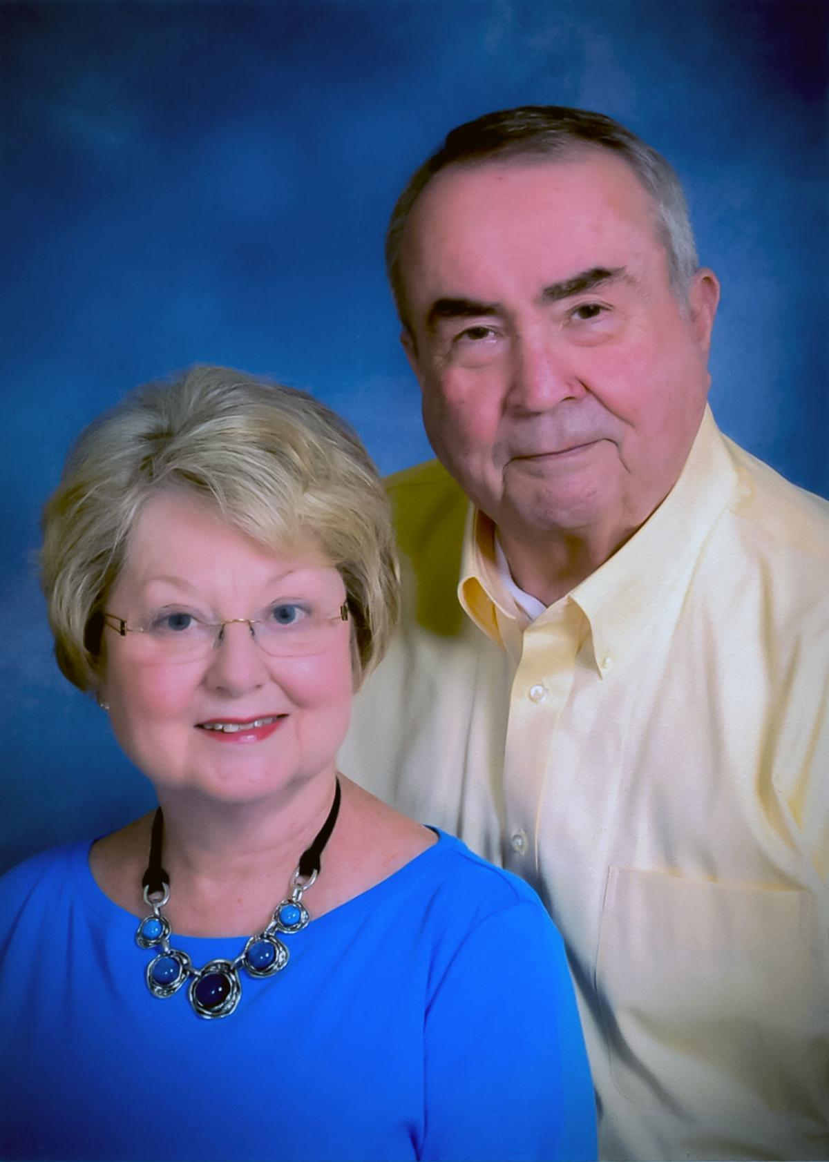 Colleys celebrate 50th anniversary