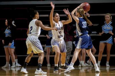 Region 4 Girls' Bball: Bowling Green 72, Logan County 39