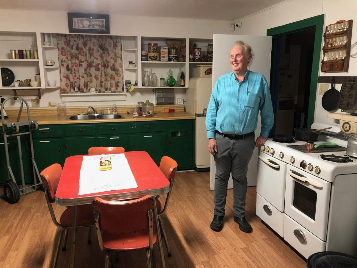 Simpson County Historical Society Kitchen