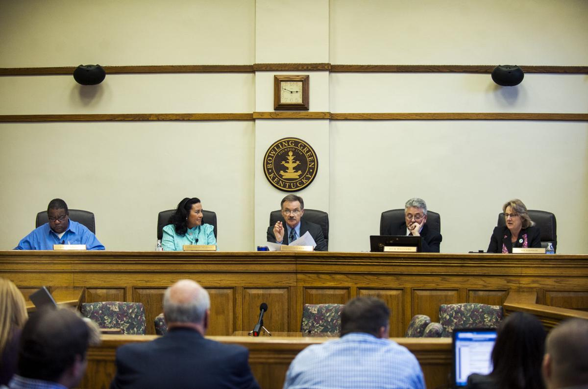 City Commission session open; not clear on development project