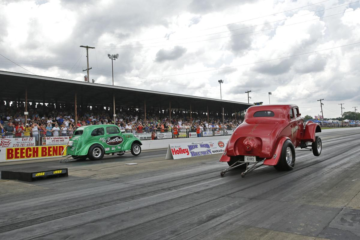Holley hot rod reunion to offer drag racing car show