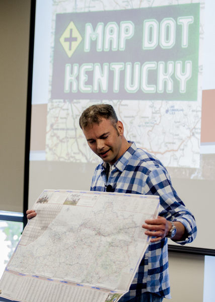 Map dots can be Kentucky staycations