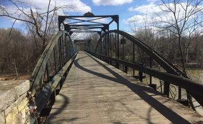 Historic Richardsville bridge shut down over structural concerns