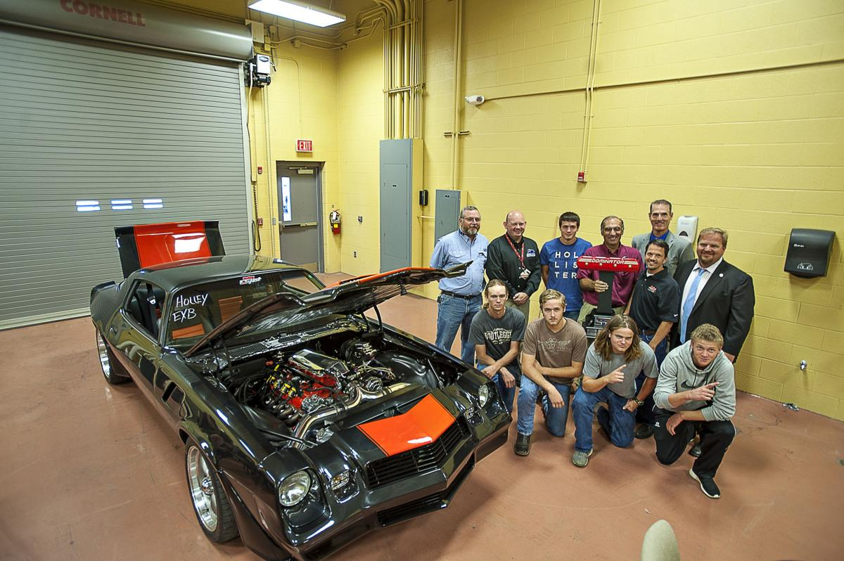Skyctc student account center - Tech Center Receives Holley Dominator Cup In On Track Car Duel