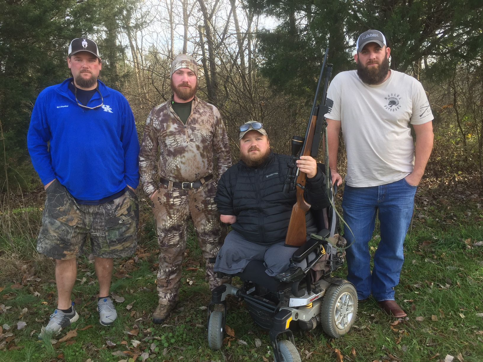 examples retirement letter%0A Outdoor therapy  Injured veteran helps others through nonprofit
